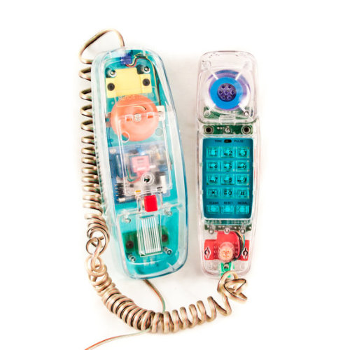imremembering:  See-Through Phones [Etsy]