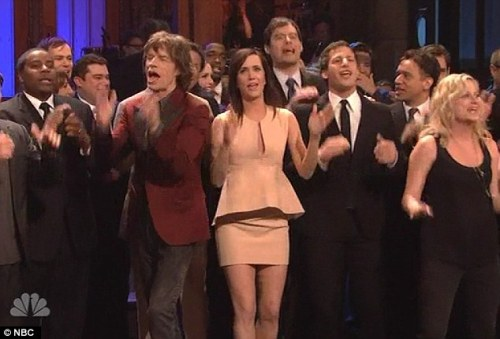 SNL Finale: Goodbye Kristen Wiig, Hello Lazy Sunday 2 SNL's season finale ran Saturday, and there were some sketches and moments we'd be idiots not to acknowledge.