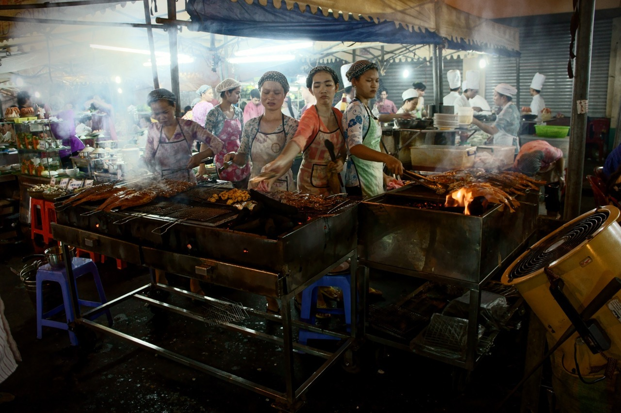 hongbaongoc:  Cooking like a Boss - Ho Chi Minh city, Vietnam