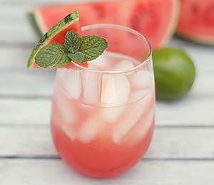 findvegan:  watermelon agua fresca
