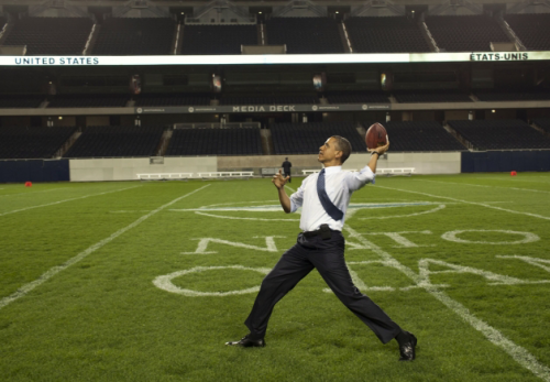 barackobama:  Clear eyes, full hearts.  Can't lose!