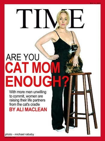Are You Cat Mom Enough? by Ali MacLean (@aliontheair) http://aliontheair.wordpress.com/2012/05/21/are-you-cat-mom-enough/