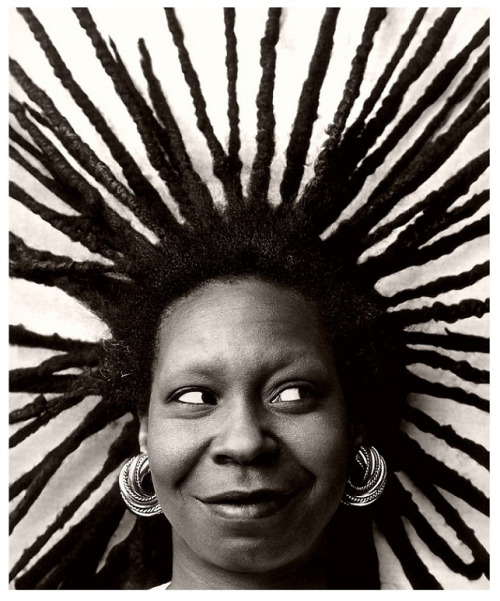 have I ever told you guys I'm in love with Whoopi goldberg?