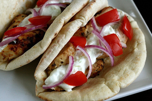 (via Chicken Gyros | Annie's Eats)