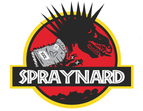 spraynardband:  these will be on gray tank tops. we'll have em with us this summer. #beachvibes