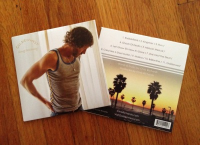 Goldenwest CDs are in!  U.S. fans, get yours direct from me with free shipping via PayPal, or from Amazon. All other international buyers, here's your PayPal link to order.