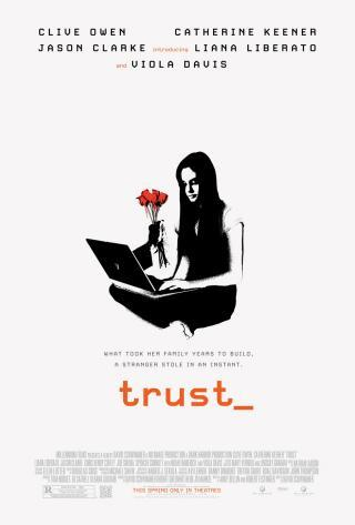 I am watching Trust                                      Check-in to               Trust on GetGlue.com