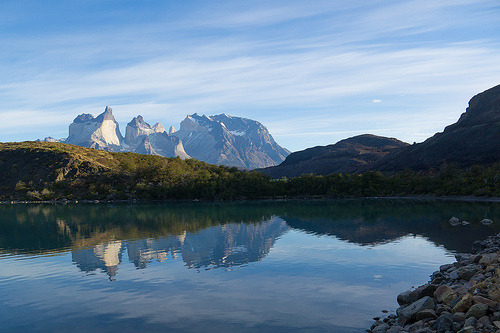 Torres del Paine National Park (by Rita Willaert)