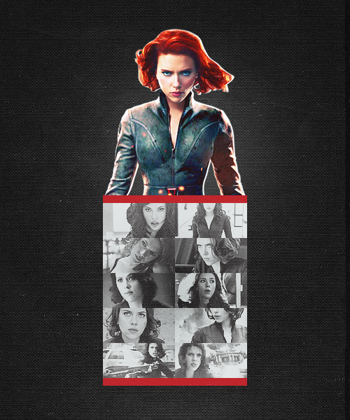 who runs the world?NATASHA MOTHERFUCKING ROMANOFF.