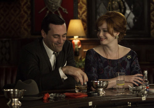'Mad Men' Discussion: 'Take Me Like This'