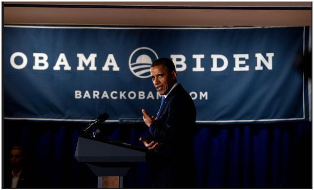 "Bag's Take-Away: Why is it we see so few unflattering photos of Obama? Is it because he's ""always on"" or simply photogenic? I don't know, but this rare unflattering photo of the President (in which the lighting also makes his skin tone seem to be darker than real life) is notable for its uniqueness.  via The New York Times (credit: Doug Mills/The New York Times caption: On his trip to New York City on Monday, Mr. Obama made stops at two fund-raisers, this one at the Rubin Museum of Art. His campaign took in $25.7 million in April, a drop of about $10 million from March, according to records filed with the Federal Election Commission on Friday afternoon.) Visit BagNewsNotes: Today's Media Images Analyzed ————— Topping LIFE.com's 2011 Best Photo Blogs — also follow us on Twitter and Facebook."