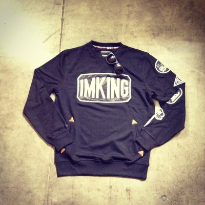 #IMKING | CHAOS CREW CREWNECK | NOW AVAILABLE  PURCHASE HERE
