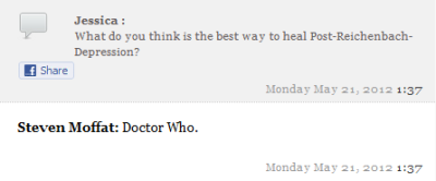 thepondwhowaited:  kristalbrooks:  yeah  sure  do   watch  because  Doctor  Who  is  so   fucking  happy  all  the   fucking  time