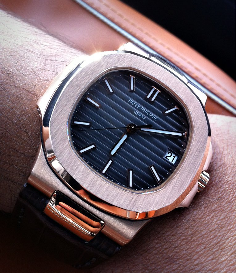 thewatchspotter:  watchanish:  Say hello to my little friend :)  I had to reblog both separately because they are both to nice not to see!