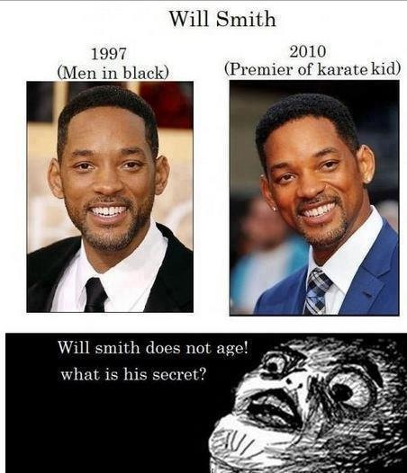 true/false: black people don't age.