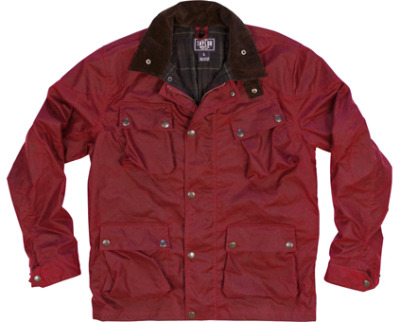 Taylor Supply Co. City Rider Jacket.