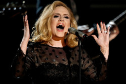 Adele Top 2012 Billboard Music Awards