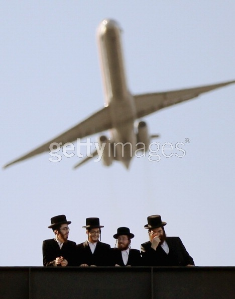 Ultra-Orthodox Jewish Community Holds Anti-Internet Rally. Getty Images