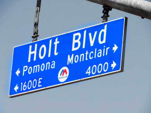 pieee77:  Holt Blvd  The divide! this street could either be good or bad depending on what time of day hahaha so many jokes about working it on this street! (this is prostitute blvd.!!!) la cardenas is also on this street yay can't wait to be back home :)!!!!!