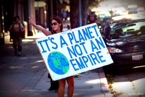 It's a planet…not an Empire.