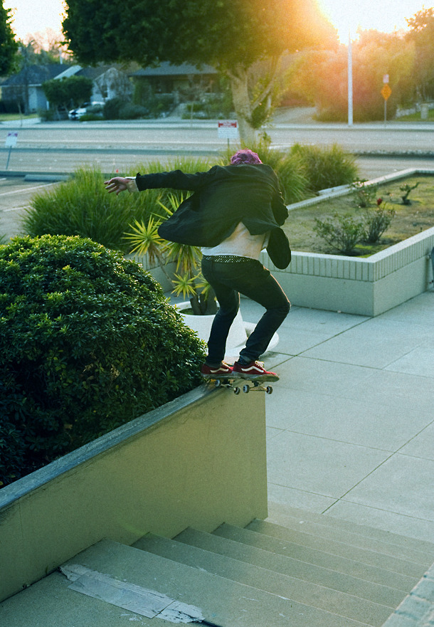 manth0ny:  Braydon Szafranski - Back Crook Fakie