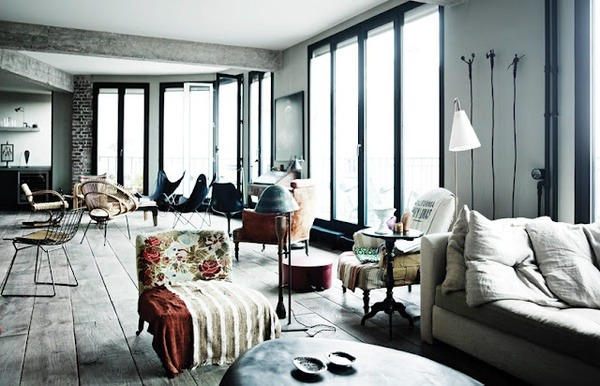 Magnificent urban Paris Apartment!
