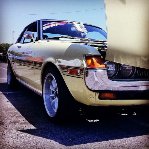 charlessmao:  Celica #cars #celica #oldschool (Taken with instagram)