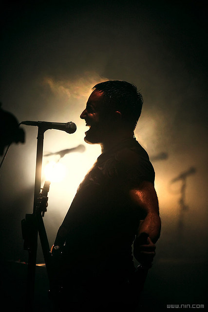 Nine Inch Nails live @ Bonnaroo Festival in Manchester, TN, 6.13.09 by Nine Inch Nails Official on Flickr.