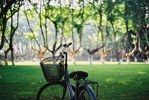 br4inwashed:  Bike (by Amo Selin)