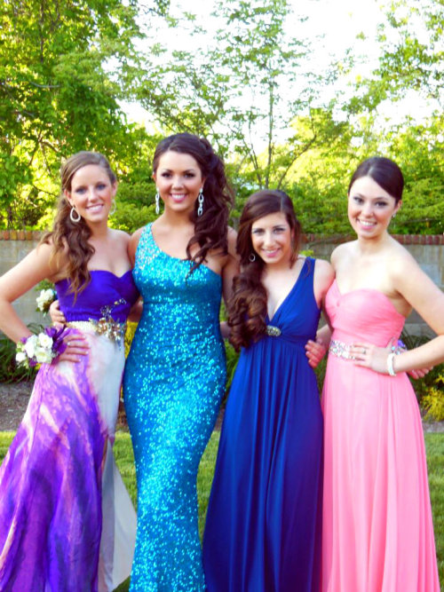 prom with mah gurlz<3