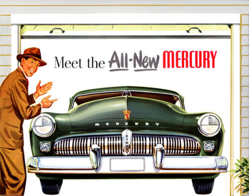 Meet the All-New Mercury