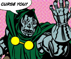 "Source: Marvel Comics / Saying Cosmic""Curse you!"""