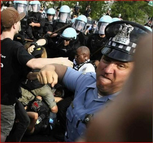 Freedom Of Press - Photographer About To Get Punched Freedom with a side of knuckle sandwich.