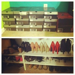 This is what my closet ganna look like <3 but more & bigger!