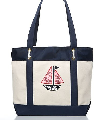 imgoingcoastal:  Vineyard Vines Sailboat Tote