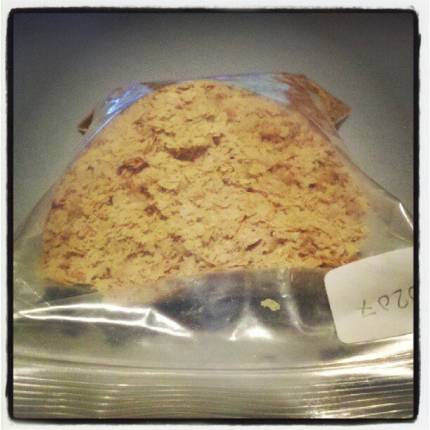 Nutritional yeast. #vegan (Taken with instagram)