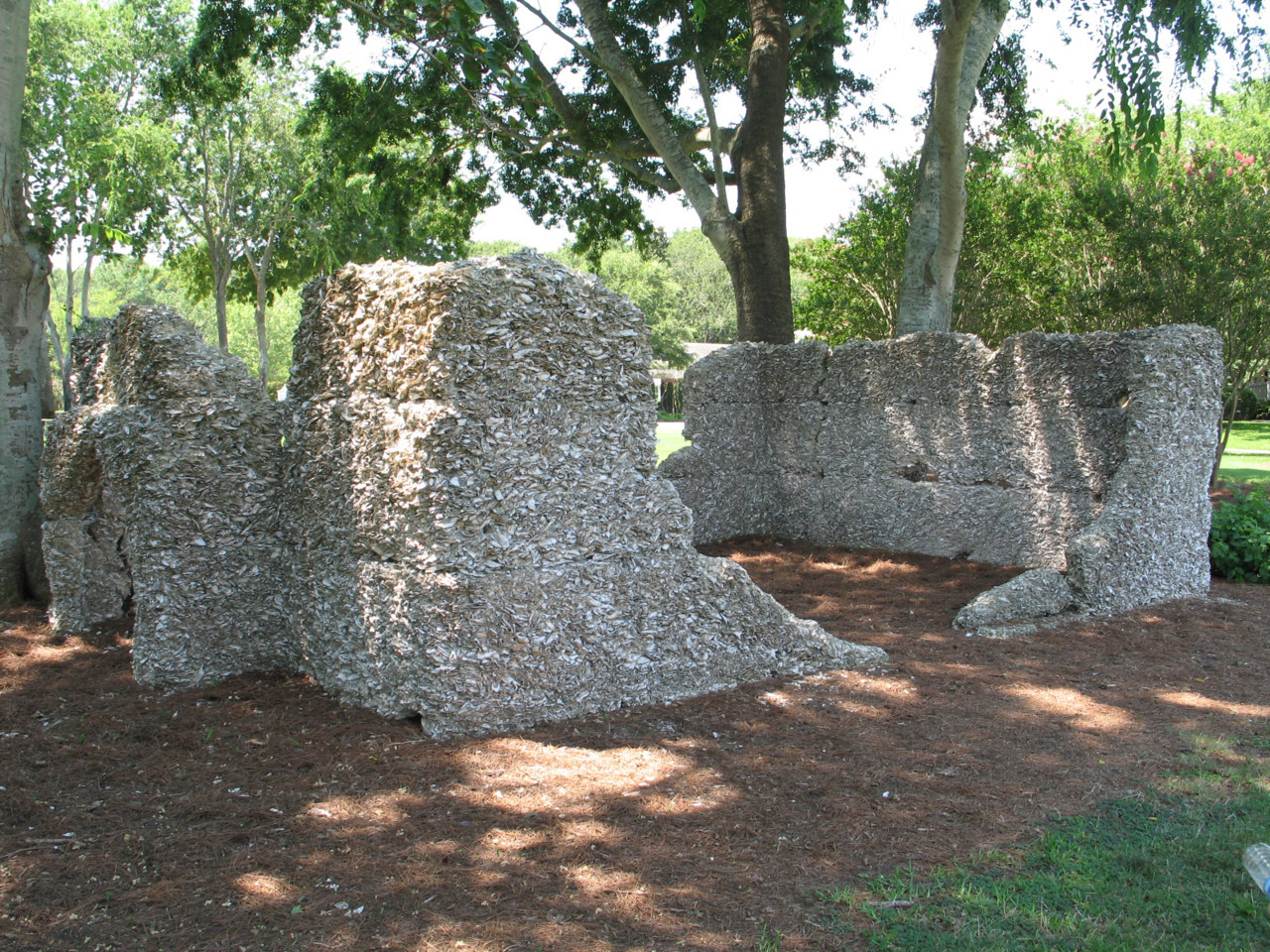 "knowledgeequalsblackpower:  Shell and lime (tabby) slave quarters built by the enslaved Africans on Daufuskie Island in South Carolina.  Daufuskie Island was originally inhabited by the Cusabo and then later the Yamacraw Native Americans. Native American pottery dating back to as far back as 9,000 years ago has been found on the island and represents some of the oldest artifacts found in the USA.   On Daufuskie Island, the special nutrient soil and climate was ideal for growing a silky, rare type of cotton that became known as ""Sea Island Cotton"". The Sea Island Cotton industry was the most profitable crop in the United States at that time (even more than tobacco). It was also the most significant crop requiring slave labor, thus prompting the slave trade with thousands arriving on Daufuskie and nearby islands from the west coast of Africa. Slavery continued to exist on Daufuskie Island until the end of the Civil War.   When Union forces overran Beaufort-area islands early in the Civil War, white plantation owners fled, leaving property and slaves behind. After the war, Daufuskie's remoteness allowed Gullah to survive and flourish through the generations.  Most native residents of Daufuskie today are descendants of slaves who live off of oystering and fishing. (via Daufuskie Living, South Carolina Information Highway, and Frommer's Portable Savannah )"
