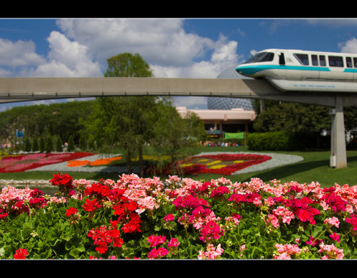 Monorail Monday XLIV - Volume 2 by DugJax on Flickr.
