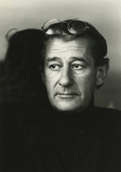 Legendary Fashion Photographer Helmut Newton
