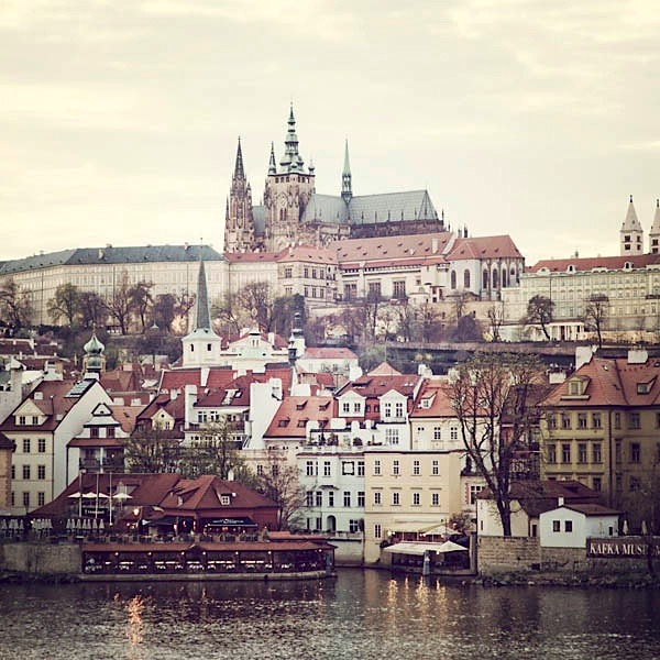 | ♕ |  Prague Castle - UNESCO WHS  | by © .natasha. | via ysvoice