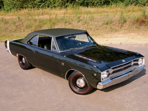 all-about-dollarz:  1968 Dodge Dart