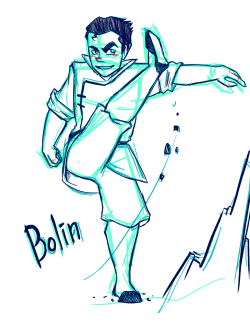 I love Bolin *o* most perfect man ever.