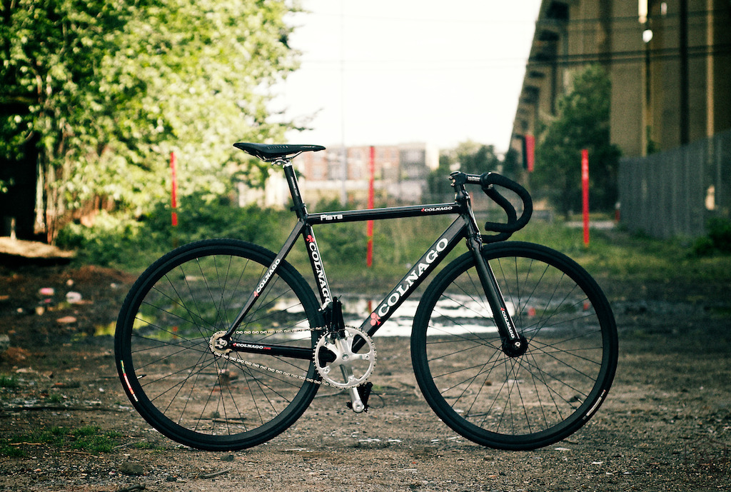 TWO YEARS AGO, TODAY: COLNAGO PISTAAbout two years ago, my first dream bike got destroyed and I wanted needed a worthy replacement. Hello Colnago #1 (of 3). Can't believe it's been two years. Time flies when you're riding bikes.