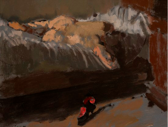 Walter Sickert, The Rose Shoe