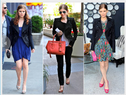 "Kate Mara wearing Rachel Zoe Collection ""Kristen"" Jacket as featured on PeopleStyleWatch.com"