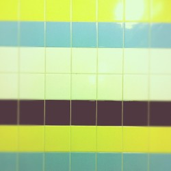 Colored tile (Taken with instagram)