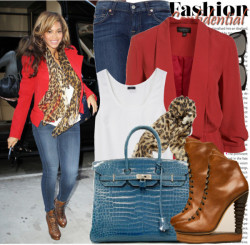 355. Celebrity Style: Beyonce Knowles by chocolatepumma featuring low rise skinny jeans