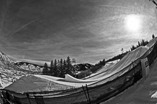 Big Air jump  |  Winter X Games in Aspen, 2012