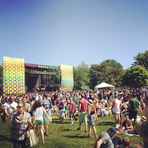 Great #googamooga!