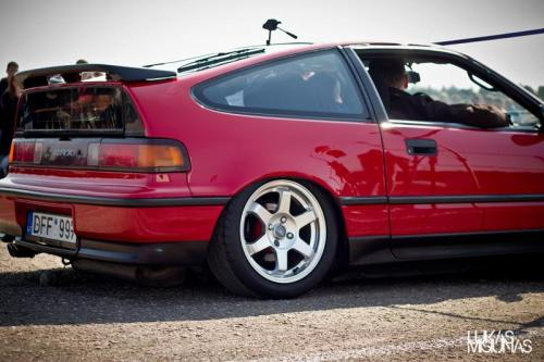 fuckyeahcrx:  Holy fuck! Holy fuck! Holy fuck! Holy fuck!Car belongs to Taiperas on Honda-Tech